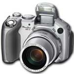 Canon S2is Digital Camera with Image Stabiliser (5Mp, 12x Optical)