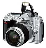 D50 (SILVER) + 18-55mm f/3.5-5.6 G ED LENS