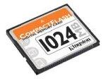 Kingston 1Gb compact flash card