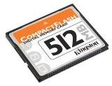 Kingston 512Mb Compact Flash Memory Card